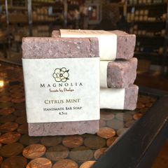 Citrus Mint Bar