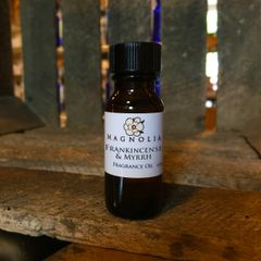 Frankincense & Myrrh .5oz Fragrance Oil