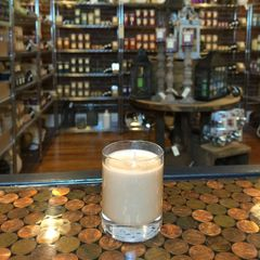 Oatmeal Milk & Honey 2.5oz Soy Candle in Glass