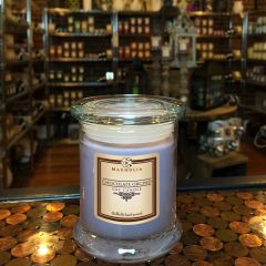 Chocolate Orchid 10oz Soy Candle