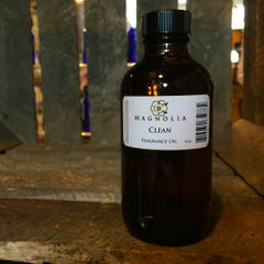 Clean 4oz Fragrance Oil