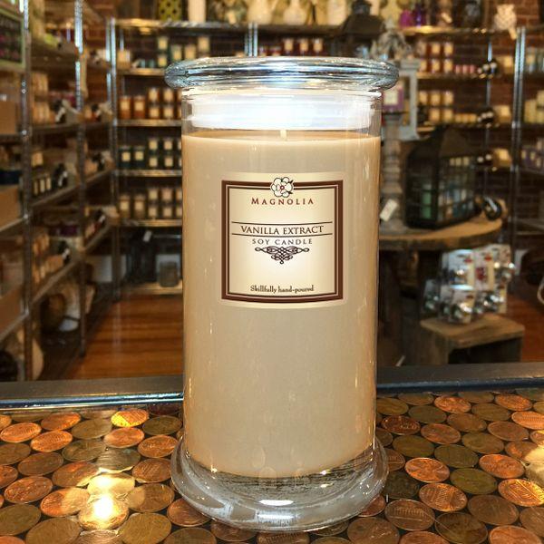 Vanilla Extract 185oz Soy Candle