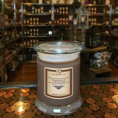 Teakwood & Cardamom 10oz Soy Candle