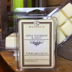 Apple Bourbon & Mint Soy Wax Tart Melts