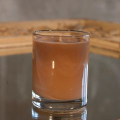 Roasted Bean 2.5oz Soy Candle in Glass