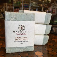 Spearmint Eucalyptus Bar