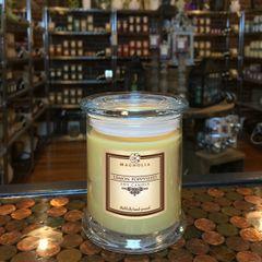 Lemon Poppyseed 10oz Soy Candle