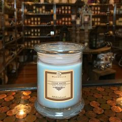 Clear Water 10oz Soy Candle