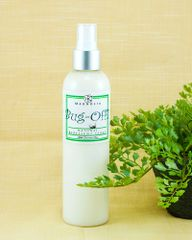 Bug-Off! Natural Repellent Spray 8oz