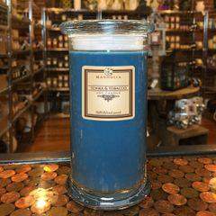 Tonka & Tobacco 18.5oz Soy Candle