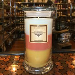Candy Corn 18.5oz Soy Candle