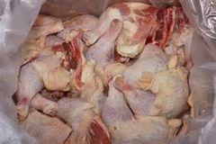 40lb Chicken Leg Qtrs BULK