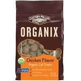 Organix Chicken Flavor Organic Cat Treats, Castor & Pollux, 2-oz bag