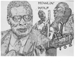 Blues Legend - Howlin' Wolf