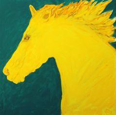 Yellow Horse