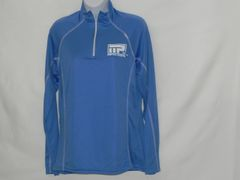 Women's Micro Smooth Zip Front Pullover