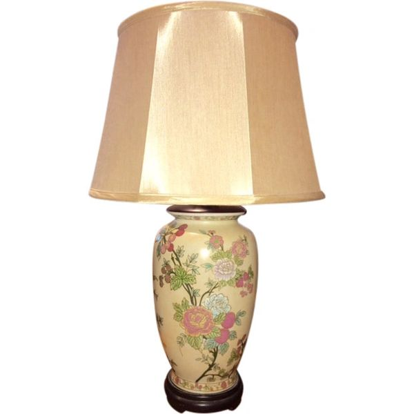 Chinese porcelain table lamps estate liquidators hawaii chinese porcelain table lamps aloadofball Images