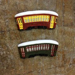 Large Street Car Wall Hanging