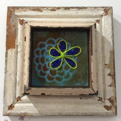 Flower Power Wall Hanging