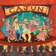 Putumayo's Cajun CD
