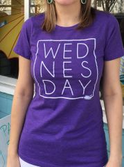 Wednesday at the Square Official Tee