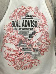 Boil Advisory Apron