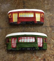 Small Street Car Wall Hanging