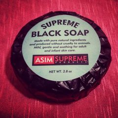 Supreme Black Soap