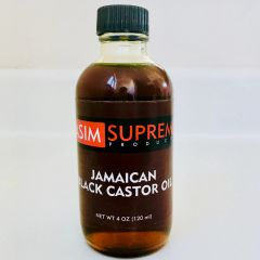 Jamaican Black Castor Oil (4 oz.)