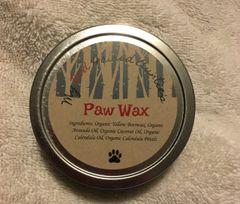 Organic Paw Wax - free shipping