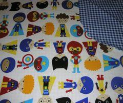 NeNee's Soft Blankies Superboys!