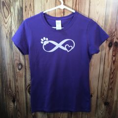 Animal Love Infinity T-Shirt