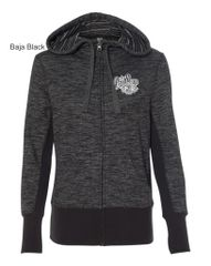 Womens French Terry Hoodie