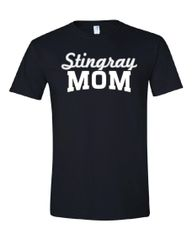 Stingrays Mom Softstyle Shirt