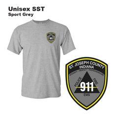 St Joseph County 911 - Unisex Short Sleeve T-Shirt