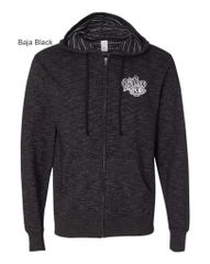 Mens French Terry Hoodie