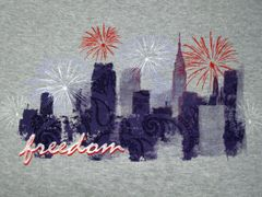 Freedom Ladies T-shirt