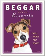 Beggar Brand Biscuits (Jack Russell)