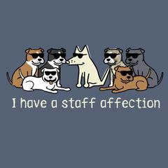 I Have a Staff Affection (Unisex XL only)