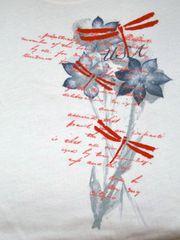 USA Dragonflies Ladies White T-shirt