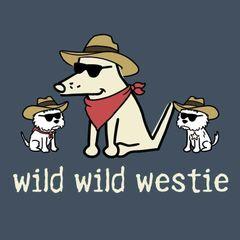 Wild Wild Westie (Classic Unisex)