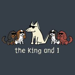 The King and I (Classic Unisex)
