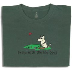 Swing with the Big Dogs (Unisex S only)
