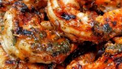 CHAR BROILED SHRIMP