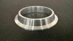 S400 Aluminum Weld on Flange