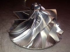 7.3L GTP38R / D66 Billet 66mm Compressor Wheel