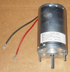 Barker Slide Out Drive Assembly Motor 22129