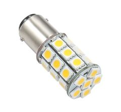 1076 LED Bulb, 27 LED's, 250 Lumens, Natural White, 25006V