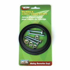 Valterra Bladex™ Valve Seals, 3″ with Hardware, 2 Per Card, T1003-9VP