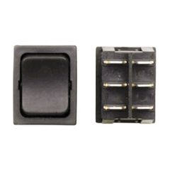 Battery Disconnect Switch, Black, S4-15C